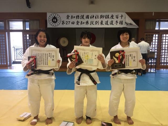 b0561e677a 東海学生柔道夏季優勝大会にて本学 柔道部が3位入賞いたしました。